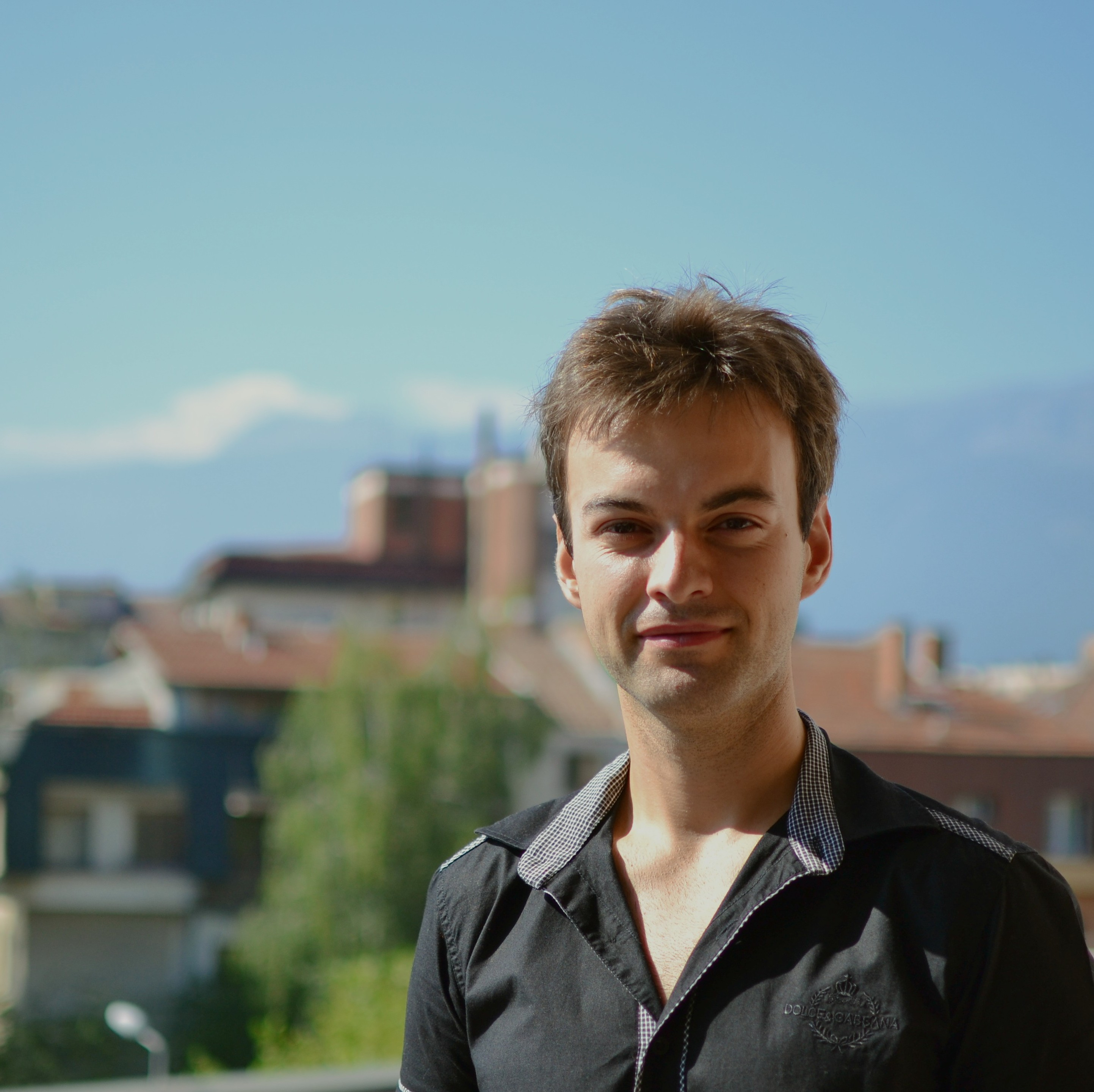 Stoyan Stoyanov's photo